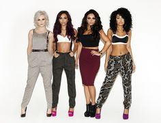 Love these gals? Click on the pic to send Little Mix some Respect <3