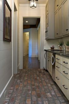 Reclaimed Brick Floors Design, Pictures, Remodel, Decor And Ideas