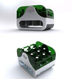 "Beer Crate that keeps beers cold www.LiquorList.com ""The Marketplace for Adults with Taste"" @LiquorListcom #LiquorList"