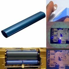 Length 2M PCB Photosensitive Dry Film Replace Thermal Transfer Board 15cmx2m