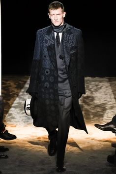 Ermenegildo Zegna Couture Champions Embellished Tailoring for Fall