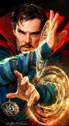 Marvel Doctor Strange, Doctor Stranger Marvel, Doctor Strange Drawing, Dr Strange Movie, Doctor Strange Poster, Marvel Comics, Marvel Art, Marvel Memes, Marvel Avengers