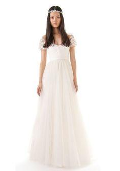 c53dc42c85 Reem Acra I Am Beautiful Dress