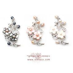 ☆비비루시☆ 차별된 감각적인 디자인![[수공예 액세서리]] 귀걸이,목걸이,브로치,스와로브스키,반지