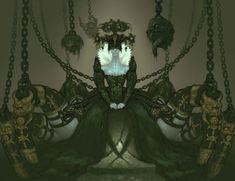 Diablo III - Mistress of Pain  #dark #goth