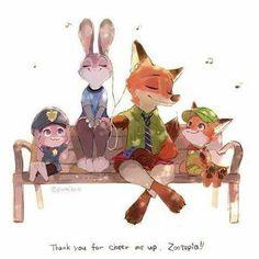 #Zootropolis