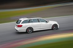 2014 Mercedes-Benz E63 AMG: All E63 wagons are now S models. That's a 577-hp wagon.