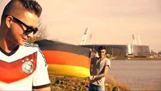 WM SONG 2014: WIR FAHREN NACH BRASILIEN (OFFICIAL MUSIC VIDEO) - A-RANI