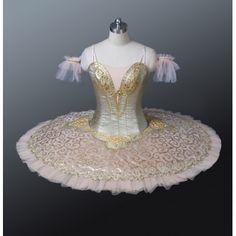 Royal Gold Professional Ballet Tutu