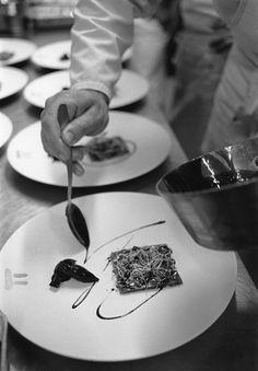 #PierreGagnaire chef #cuisinemoleculaire  Paris