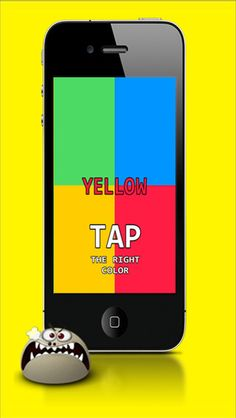 Colors can twist your brain! Don't believe me? Try this game to find out! Tap the tile with the right color on each row. Three game modes. See how fast & how long you can go! Download: www.mobilegamesbox.com