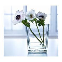 "KANIST Vase IKEA $7.99 7"""