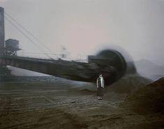 Mine Debris Vehicle - Chen Jiagang