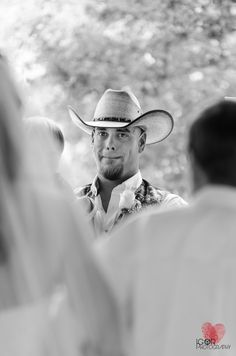 Groom tearing up. Country wedding at the Beaumont Range in Grandview, Texas. #beaumont ranch wedding #beaumont range wedding #igor photography wedding #groom tears #groom tearing