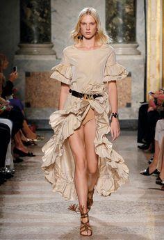 Joie de Vivre • Blugirl Spring Summer 2016 Fashion Show Collection #mfw