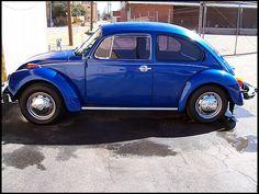 1974 Volkswagen Beetle  #MecumHouston