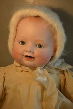 Antike Puppe!!! Bonnie Babe!!! ABG für Geo. Borgfeldt!! 1926-1930!!! in Antiquitäten & Kunst, Antikspielzeug, Puppen & Zubehör | eBay!