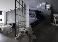 Dormitorio. Fotografa Pernille Kaalud