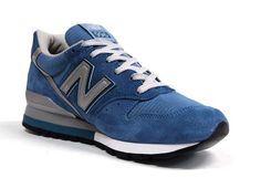 "New Balance Made in USA 996 ""Blue Suede"""