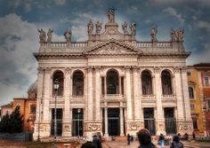 San Giovanni in Laterano. Roma, Italia.