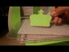 Don't have a C plate? You don't need one! See my video on how to do die-cutting without one.