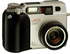 OLYMPUS | News Release: CAMEDIA C-2020ZOOM Compact Digital Camera Aperture Settings, Image Processing, Lcd Monitor, Zoom Lens, Focal Length, Shutter Speed, Wide Angle, Olympus, Digital Camera