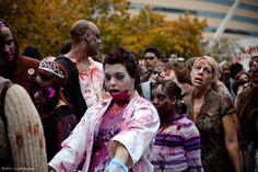 La Marche des zombies de Montréal   Photo: Cyrielle Beaubois #marchedeszombies #zombiewalk #zombie #Montréal Festivals, Couple Photos, Couples, Zombie Walk, Couple Shots, Couple Photography, Couple, Concerts, Festival Party