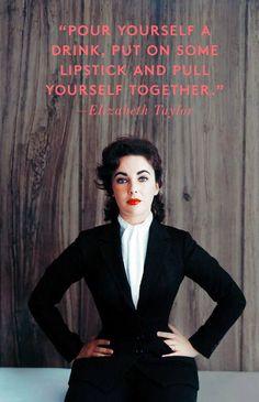 Listen to Elizabeth.