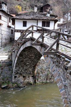 Shiroka Laka village, nearby Devin Sightseeing the Rhodope Mountains www.spadevin.com