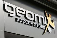 Soccer Store, Company Logo, Shirt, Dress Shirt, Shirts