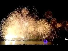 World largest fireworks festival - YouTube