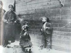 Greek Children in Gotham Court by Jacob Riis