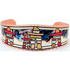 Inukshuk Colourful Bracelet
