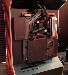 Asus skylake custom build
