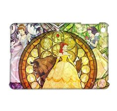 Disney Princess  iPad Mini Painting Case by cocotkirik on Etsy, $27.00