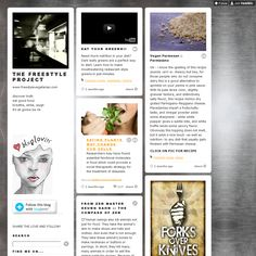 The Freestyle Project is using Style Hatch Premium Tumblr theme Inspire Well