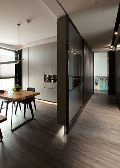 Home Interior Design Styles: Asian Interior Design Trends In Two Modern Homes [With Interior Design Trends, Modern Home Interior Design, Luxury Kitchen Design, Minimalist Home Interior, Apartment Interior Design, Modern House Design, Interior Styling, H Design, Design Homes