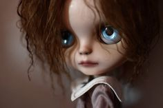 OOAK Blythe Custom Doll - Ruth Snyder Tribute - By Ophelia Queen