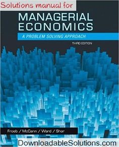 Management accounting 3rd edition authors leslie g eldenburg solutions manual managerial economics 3rd edition froeb mccann ward shor download answer key test bank fandeluxe Gallery