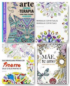 10 livros para Colorir - The Miscellaneous Post