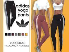 cosimetics' Adidas Yoga Pants (leggings)