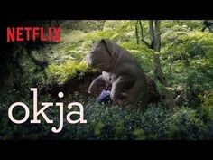 OKJA : A drama about a girl who must keep a powerful company from abducting her pal, a big gentle beast. Now streaming on Netflix: https://www.netflix.com/title/80091936