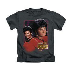 Star Trek - Lieutenant Uhura Kids T-Shirt