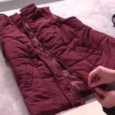 Takkien vetoketjut hajoavat helposti ja vielä helpommin takki jää siksi pitämättä. Jos et ehdi tehdä perusteellista vetoketjuremonttia, kokeile tätä pikakikkaa.