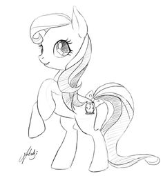 how to draw my little pony rearing - Google Search