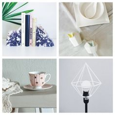 Olivia's Fab Four Insta-Finds - The Interiors Addict Bookends, My Favorite Things, Pretty, Stuff To Buy, Interiors, Home Decor, Decoration Home, Room Decor, Interieur