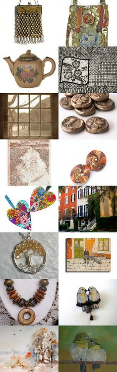 Winter Tea Time by Jorge Mealha on Etsy--Pinned with TreasuryPin.com