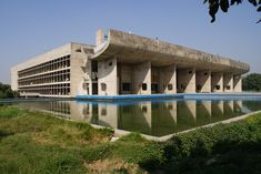 "Save Chandigarh -- The indian city of Chandigarh is one of the world's greatest architectural treasures. Considered to be Le Corbusier's 'crowning work' the city was built in a pivotal and exceptional moment in indian history. On all scales, its architectural buildings and detailed furnishings, over the years, have been suffering from neglect and controversy. ""Le Corbusier's Chandigarh is an architectural heritage of humanity and thus it should be preserved""."