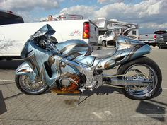 A side view of the Weekend Warrior Hayabusa by LouieBaur, via Flickr