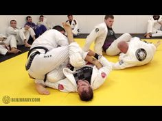 Luiz Panza shared a lot of awesome 50/50 guard and foot locks on his series with BJJ Library. Check it��_
